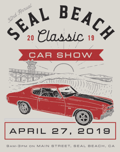 Seal Beach Classic Car Show Idrivesocal