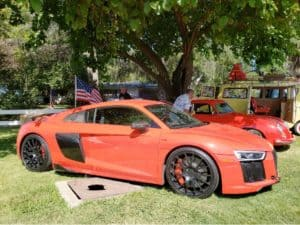 Steve McQueen Car Show Audi