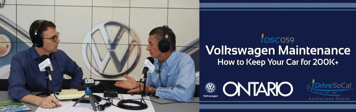 Tom interviews Jim Straley of Ontario VW as part of the VW maintenance podcast banner