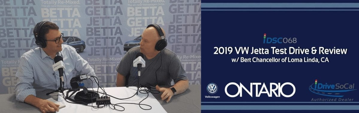 Jetta Review from Loma Linda Driver - podcast banner