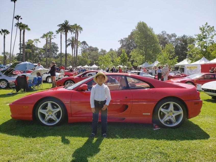 Associate Professor @ San Marino Motor Classic - part of Awesome Auto Show June