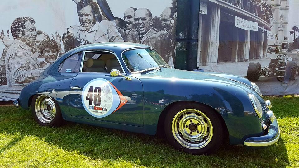 Blue #48 Porsche | Best Summer Car Shows