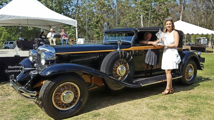Best Summer Car Shows - Awesome Auto Show June