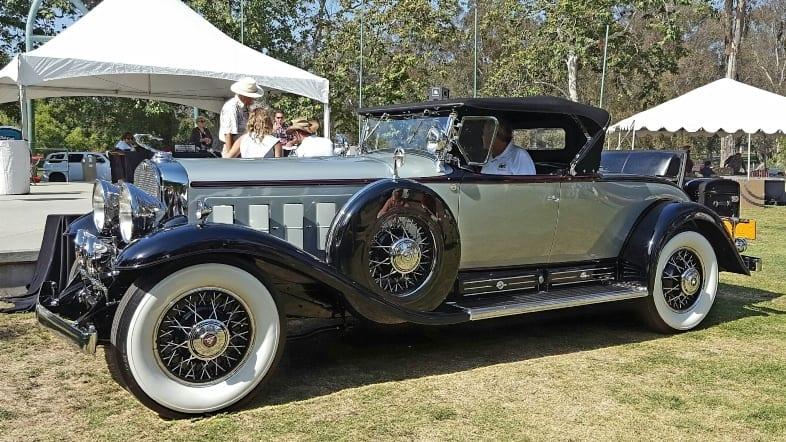 Awesome Auto Show June - Huntington Beach Concours - part of Awesome Auto Show June