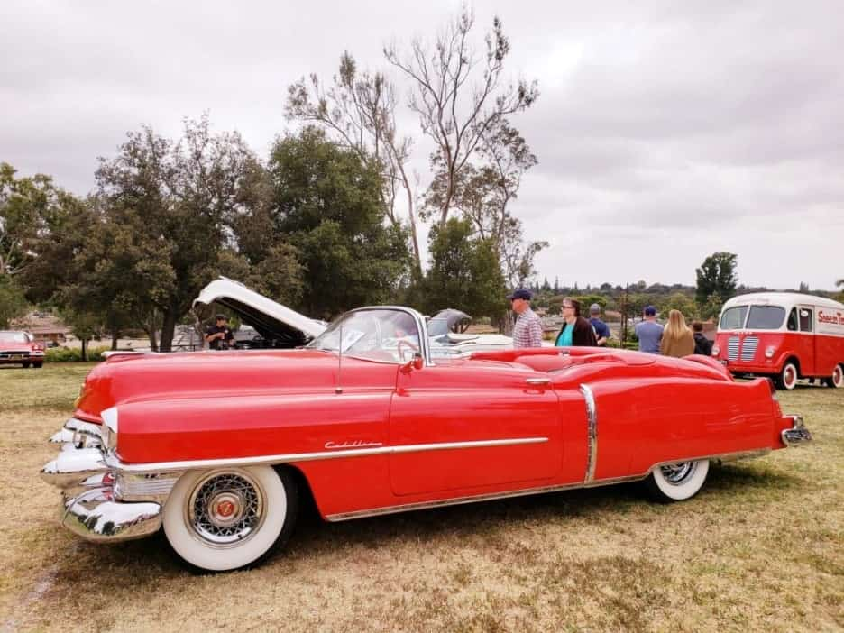 Muckenthaler classic red Caddy driver profile