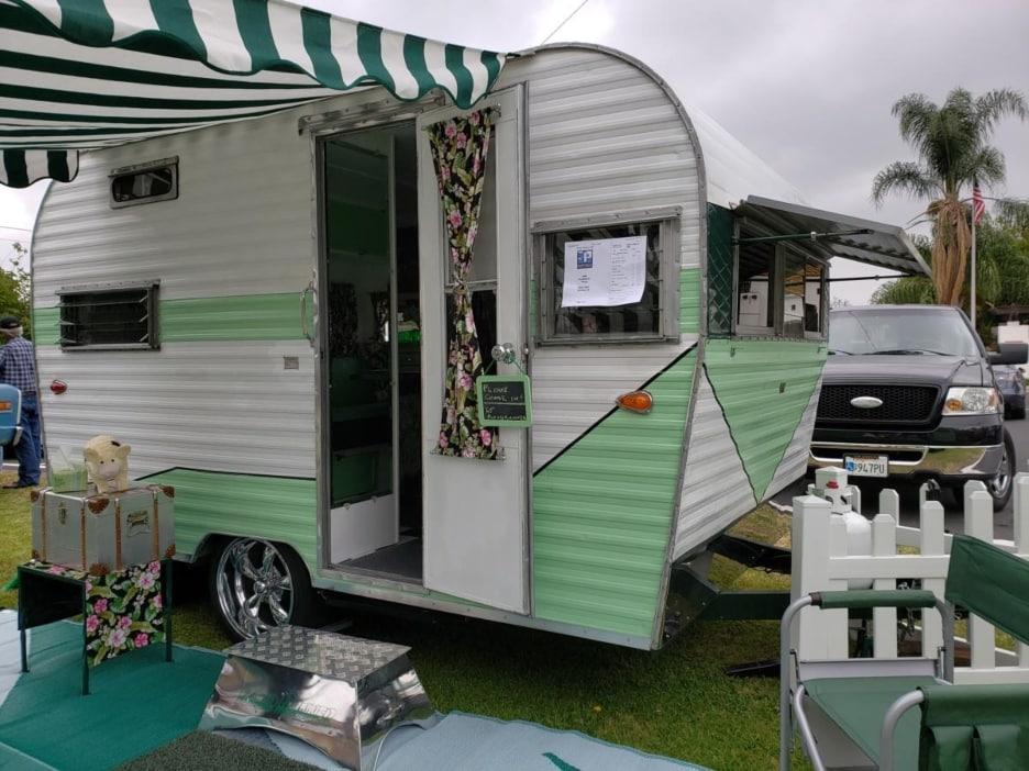 Muckenthaler Motor Car Festival classic trailer