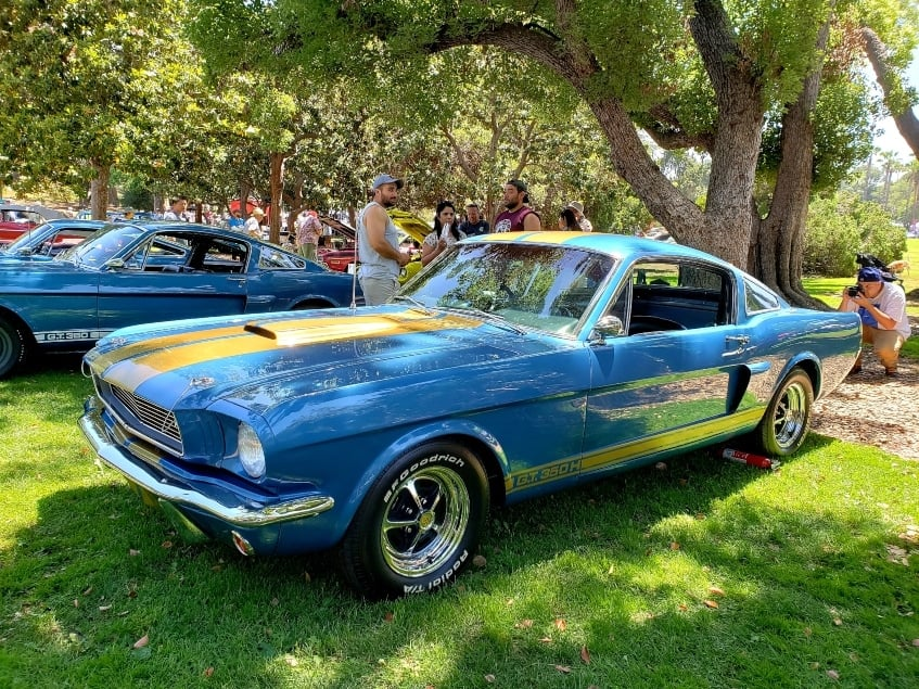 Classic Mustang - part of Awesome Auto Show June