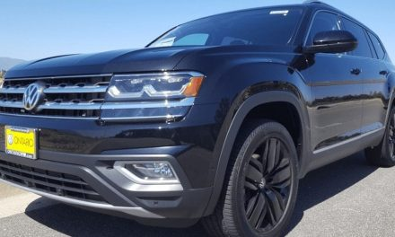 2018 Volkswagen Atlas Test Drive & Review