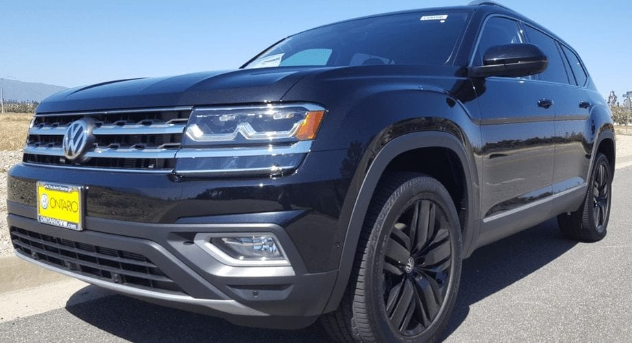 2018 Volkswagen Atlas Test Drive & Review | iDSC074