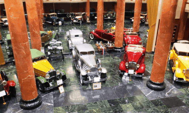 Southern California Automotive Museums: World Famous
