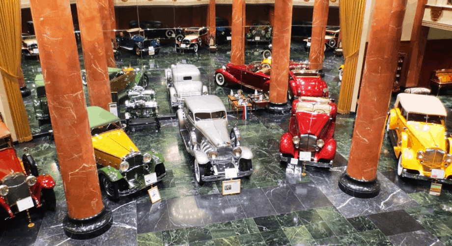 Top Automotive Museums – Car Capital of the World