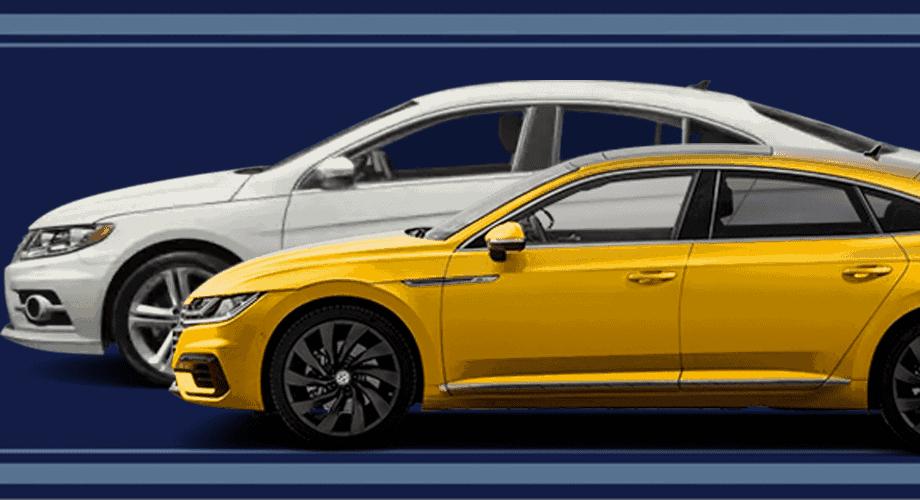 2017 VW CC & 2019 VW Arteon