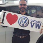 Shant Bashian joins Ontario Volkswagen
