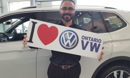 Volkswagen Team – Bashian Joins Ontario VW's All-Star Line-Up