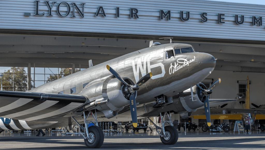 C-47 Skytrain Lyon Air Museum