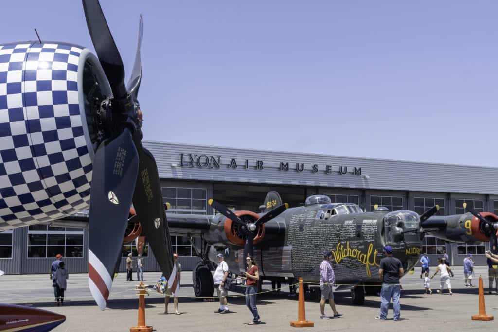 The Lyon Air Museum
