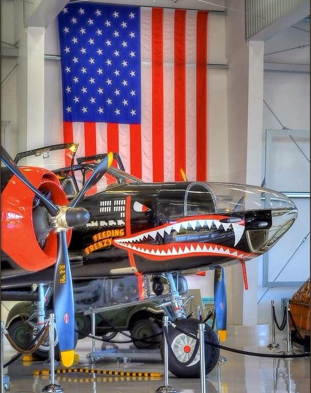 Lyon Air Museum A-26 Invader