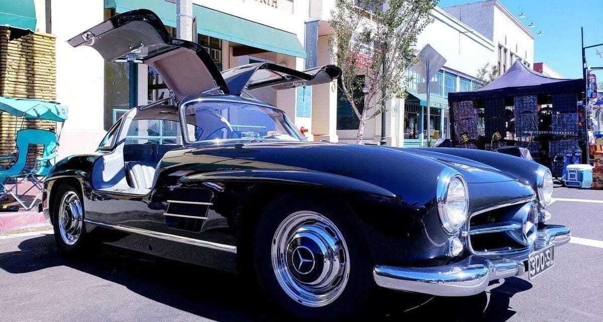 Cruz'n for Roses Car Show | Pasadena Auto Show