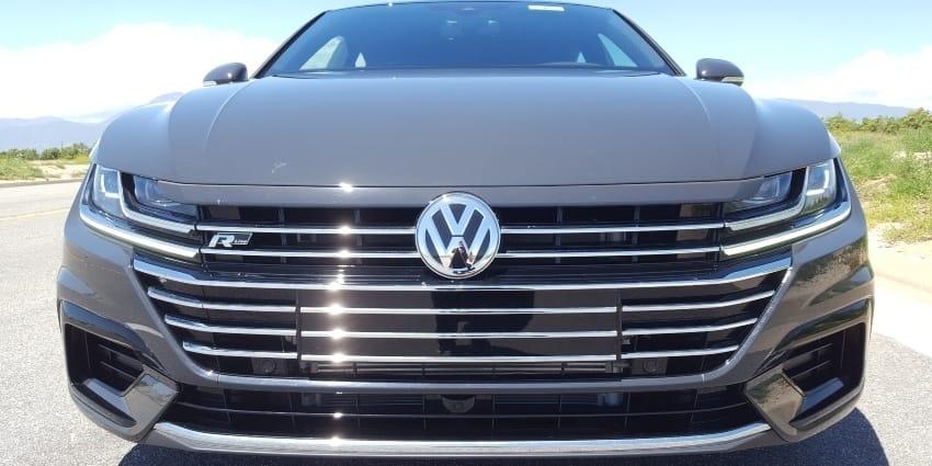 Gray 2019 VW Arteon front