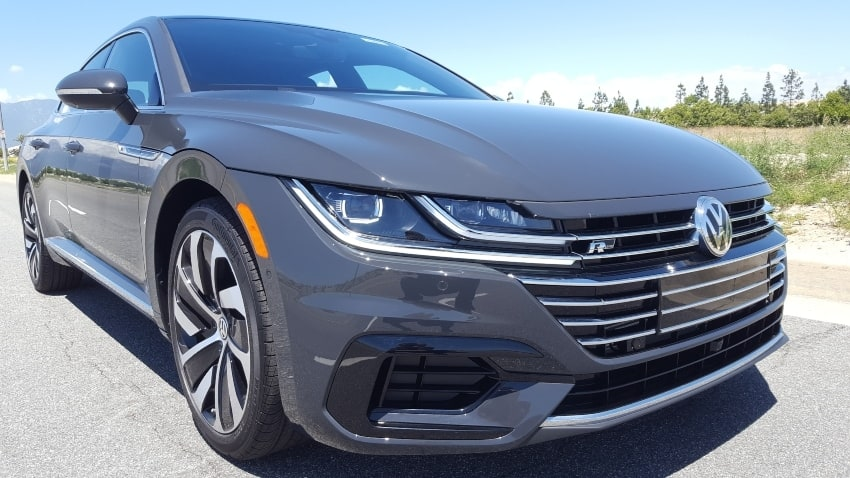 2019 Volkswagen Arteon Review, Prices, Trims, Features & Photos