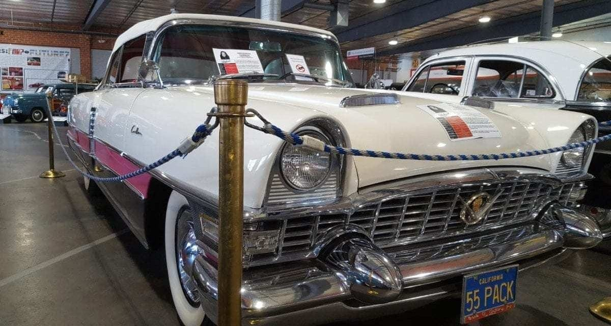 The Automobile Driving Museum – The Collection You Can Ride In!