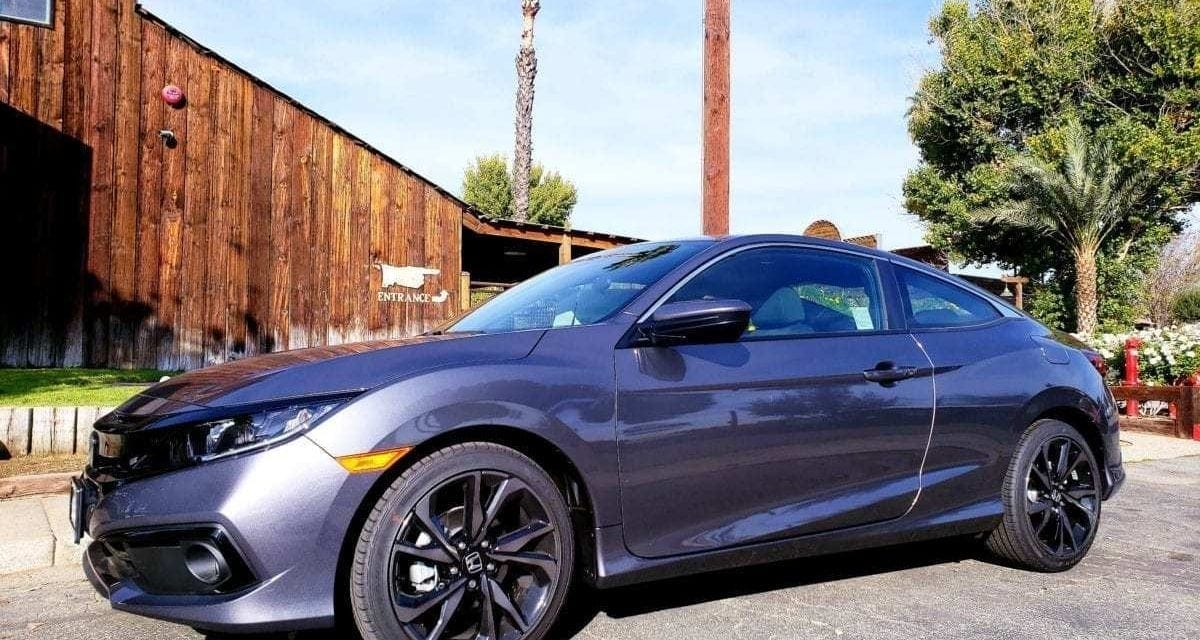 2019 Honda Civic Coupe Review