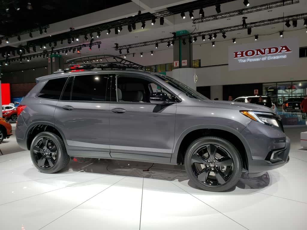2019 Honda Passport Preview | iDSC 156 - iDriveSoCal