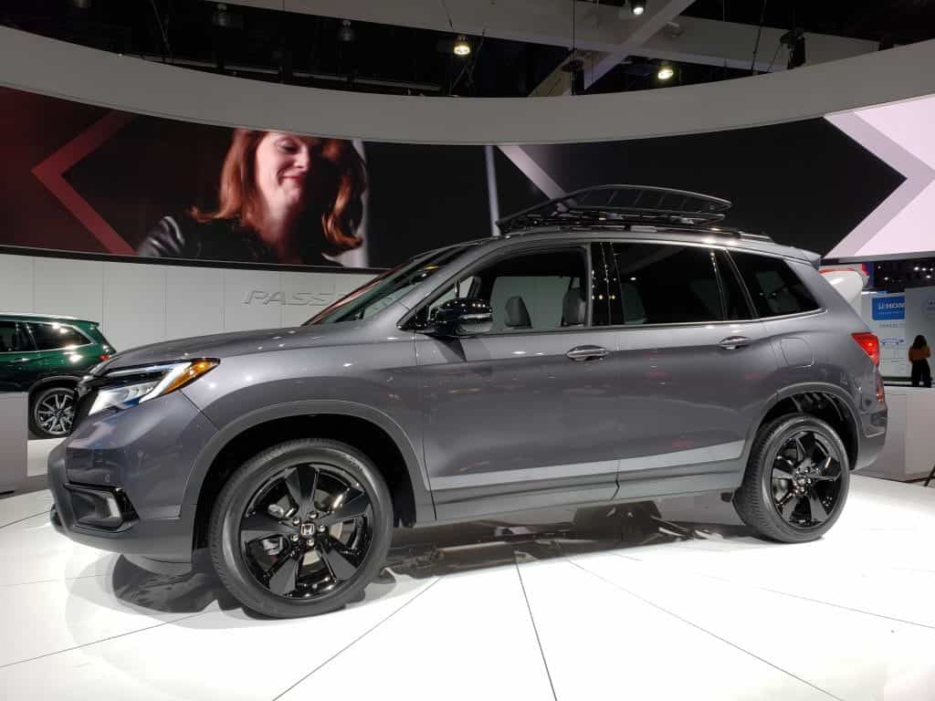 honda passport preview idsc  idrivesocal