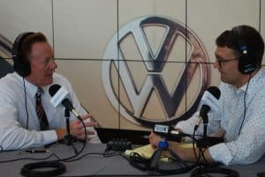 Earl Reed & Tom Smith @ Ontario VW