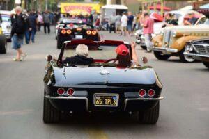 Del Mar Nationals Car Show