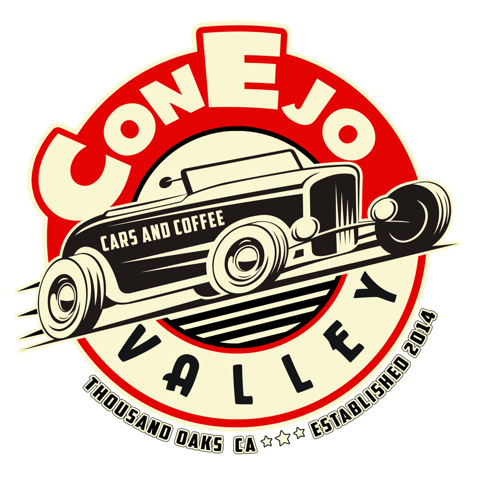 Conejo Valley Cars And Coffee logo