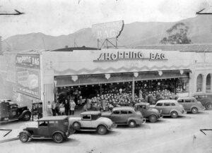 Montrose Car Show historic pic