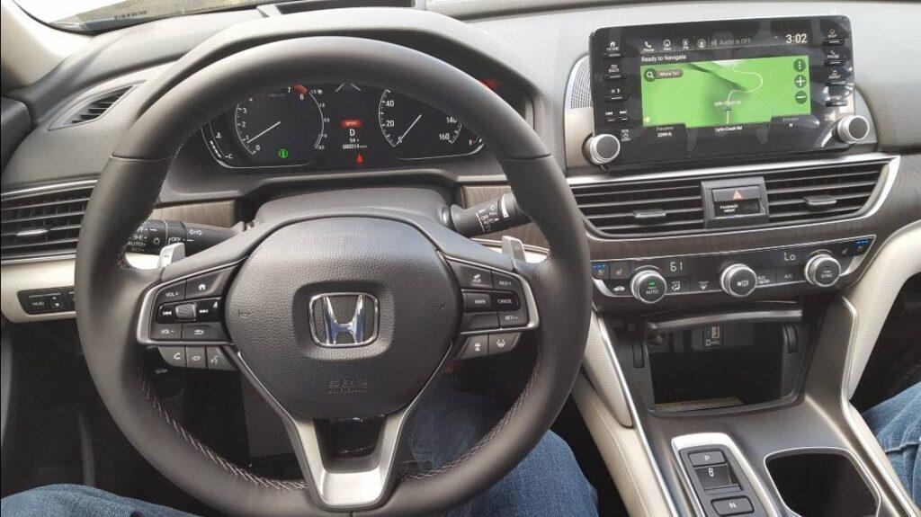 2019 Honda Accord review
