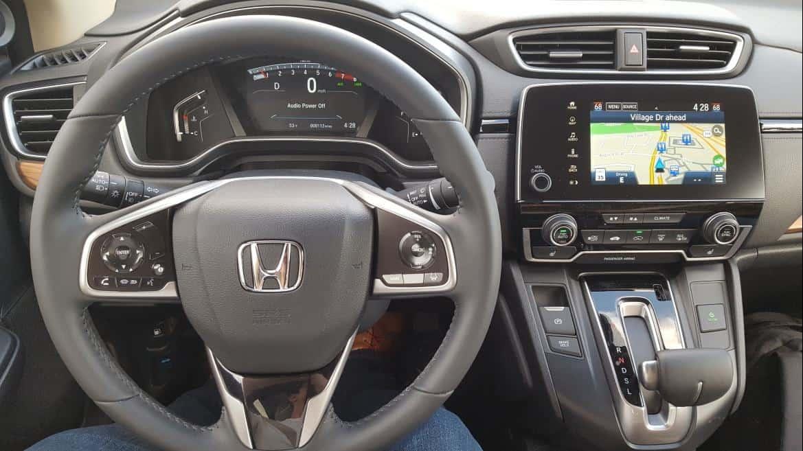 Inside Honda Crv 2019 Interior - Cars Trend Today