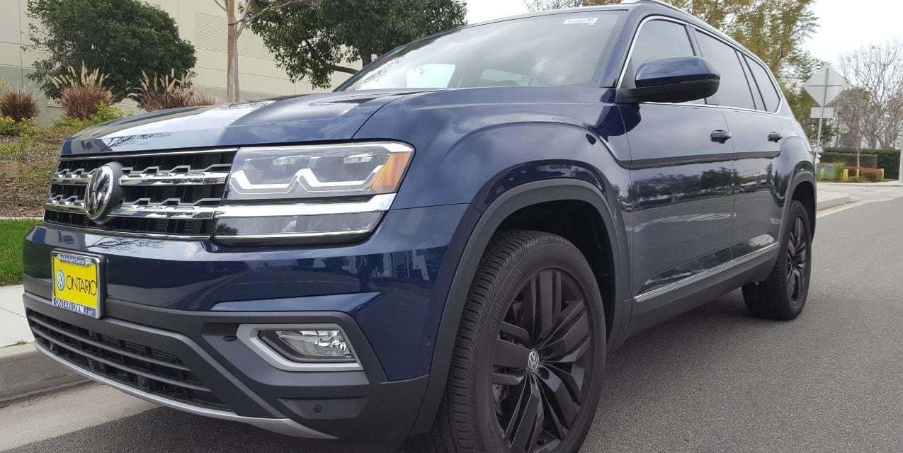 2019 Volkswagen Atlas Review Prices Trims Features Photos