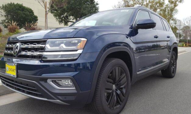 2019 Volkswagen Atlas Review, Pricing, Trims & Photos