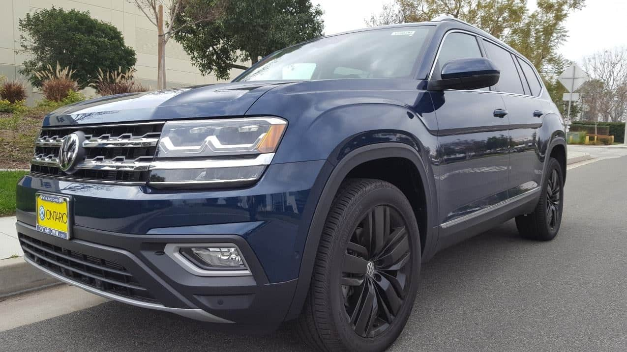 2019 Volkswagen Atlas Review Idsc169 Idrivesocal