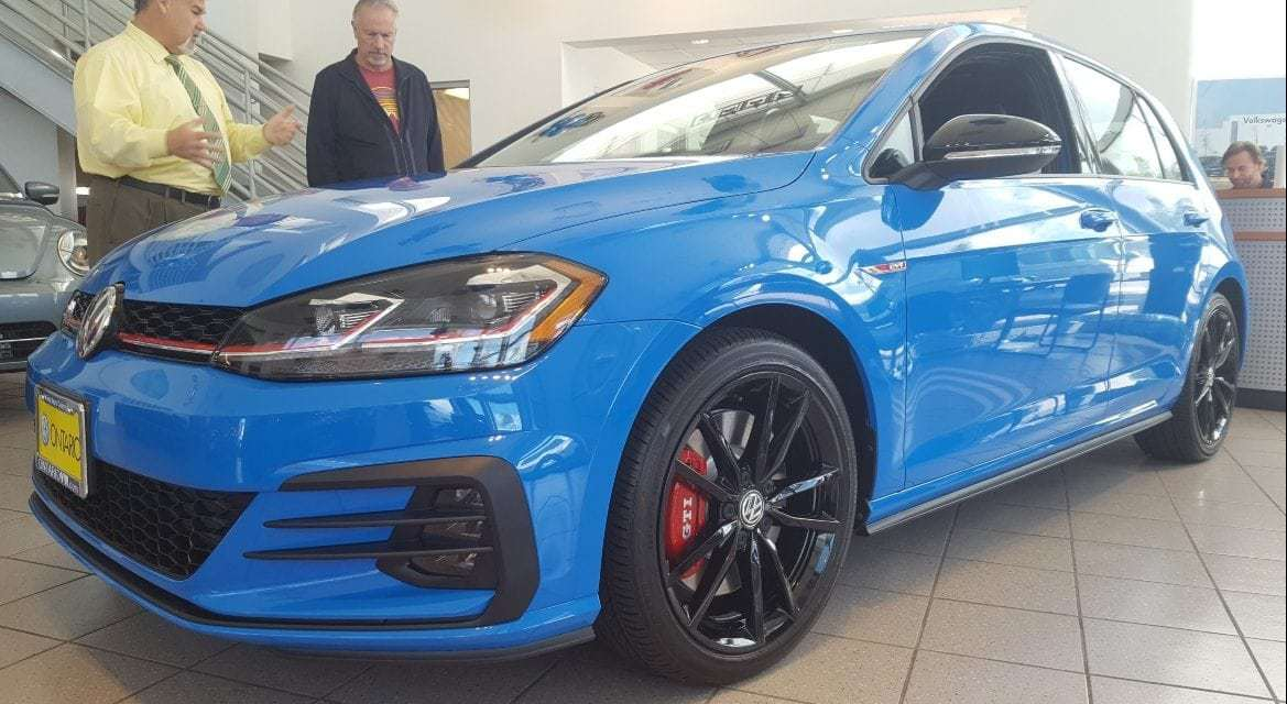 2019 VW Golf GTI Rabbit Review, Pricing, Features & Pics