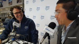 iDriveSoCal's Tom Smith & Clinton Quan podcasting