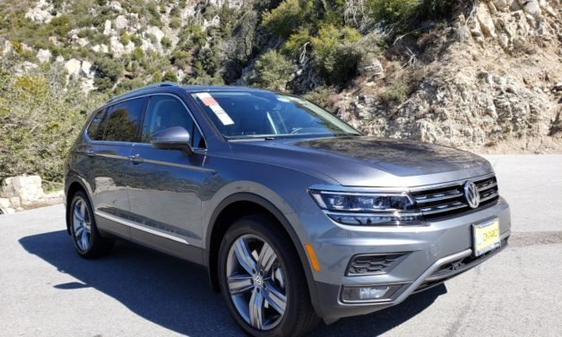 2019 Volkswagen Tiguan Review, Pricing, Trims & Photos