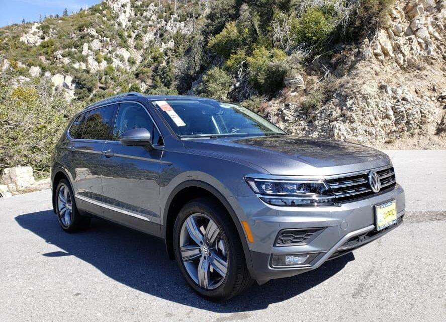 2019 Volkswagen Tiguan Review, Prices, Trims, Features & Photos
