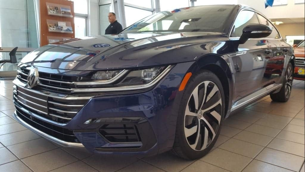 VW Arteon pre-launch at Ontario Volkswagen
