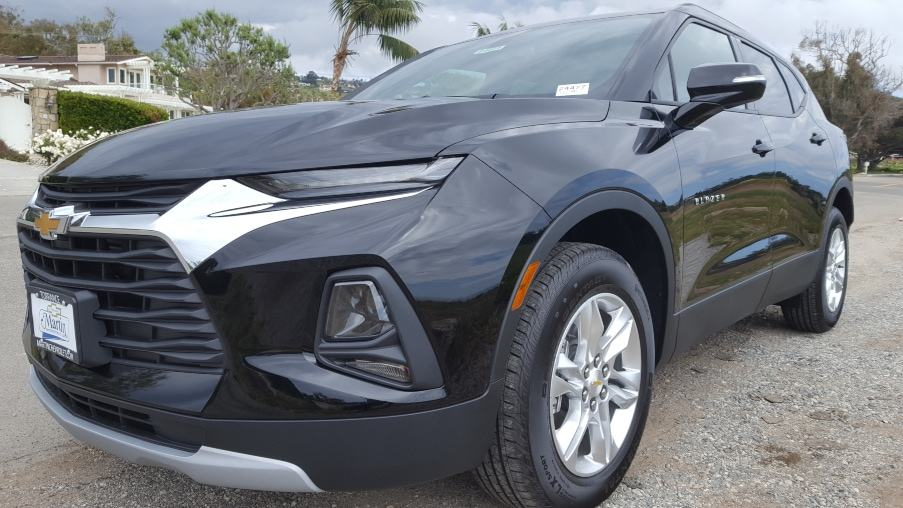 2019 Chevrolet Blazer Review