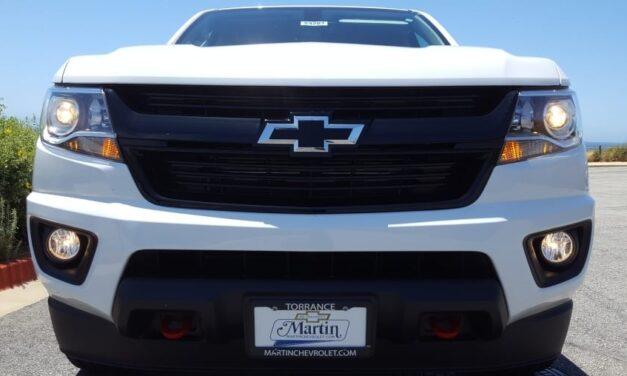 2019 Chevrolet Colorado Review