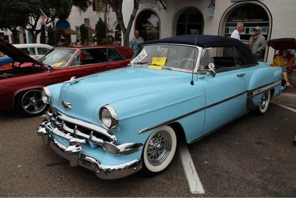 1954 Chevy Convertible