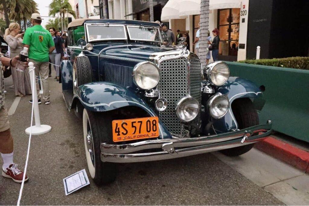 1932 Chrysler Imperial.