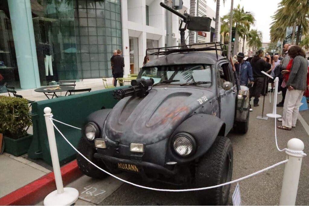 1966 Baja Beetle