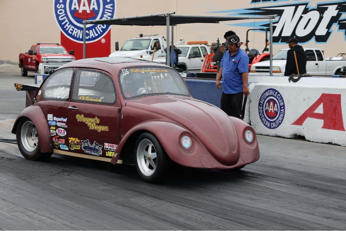 VW Bug Drag Race