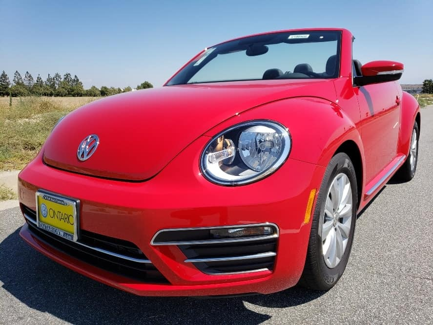 Best Selling Cars VW Beetle