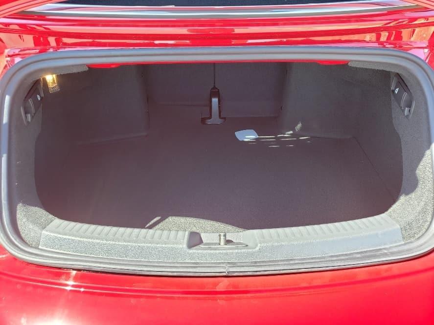 2019 Volkswagen Beetle Convertible trunk
